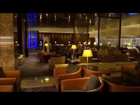 Singapore Airlines Changi Airport SilverKris Lounge Terminal 3 Business Class Section