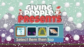 Growtopia - Giving People Presents!