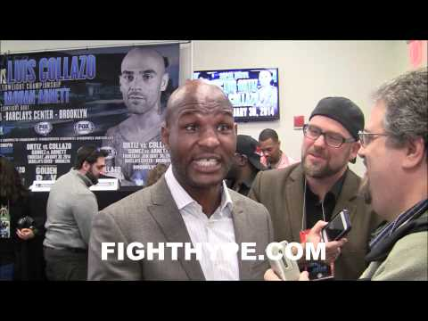BERNARD HOPKINS SAYS FIGHTS WITH STEVENSON AND KOVALEV ARE NOT POSSIBLE RIGHT NOW