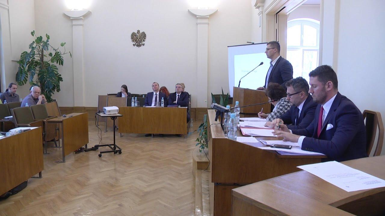 XXXIII sesja Rady Miejskiej, część II