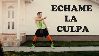 Download Lagu Échame La Culpa - Luis Fonsi & Demi Lovato - Zumba fitness - WATCH FROM PC Gratis STAFABAND
