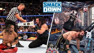 WWE SmackDown October 18, 2019 Highlights Preview ! Roman reigns | Seth Rollins Results Winners
