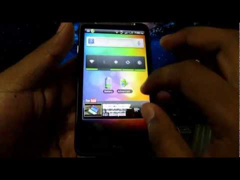 Unboxing HTC Desire HD (Español Mx)