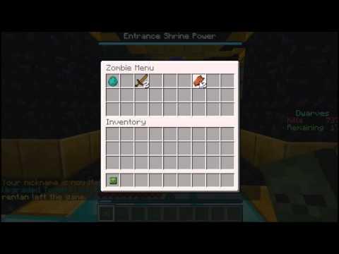 Dwarves VS Zombies - Minecraft Minigame - met Tim, Simon en Martijn.