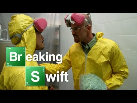 Taylor Swift + Breaking Bad Parody -  We Are Never Ever Gonna Cook Together