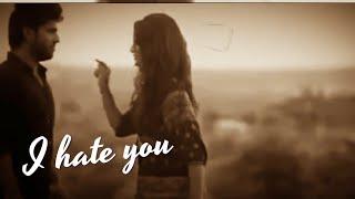 What's app status | love failure | hindi | I hate you