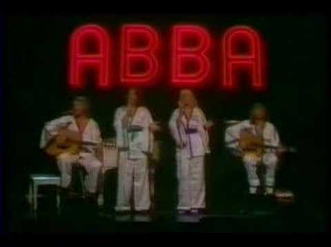 ABBA FERNANDO LIVE ( MIDNIGHT SPECIAL)