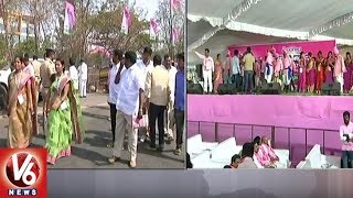 TRS Plenary | Special Report On Federal Front And 5 Other Resolutions By KCR Govt