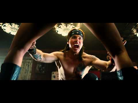 Rock Of Ages Tom Cruise and Melin Akerman  I Want To Know What Love Is