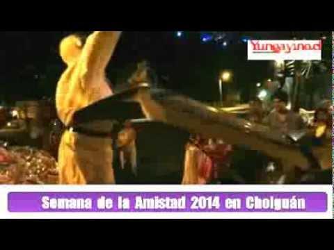 Semana de la Amistad 2014 en Cholguán