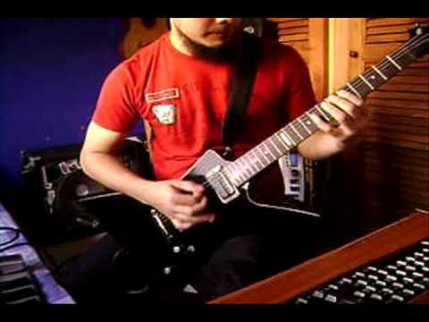 The Black Dahlia Murder - Elder Misanthropy (Guitar Cover) Video