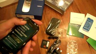 GGR! Episode 110 Unboxing Nokia C7