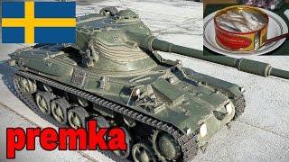 kiszony śledź - Strv m/42-57 Alt A.2 - World of Tanks