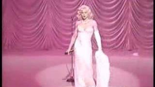 Watch Madonna Santa Baby video
