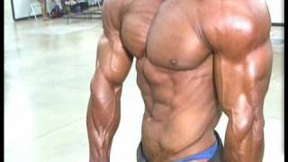 Summer Muscle: Bodybuilder Kevin Perod