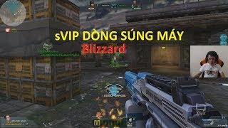 Bình Luận Truy Kích 🔫   SVIP Blizzard bắn Zombie thế nào ✔