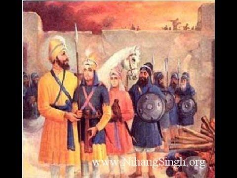 Sant Baba Ram Singh Ji - Ik Si Ajit Ik Si Jujhaar