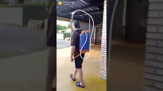 New technology  funny video