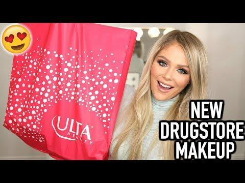 HUGE ULTA HAUL   NEW DRUGSTORE MAKEUP + CASH BACK OPPORTUNITIES