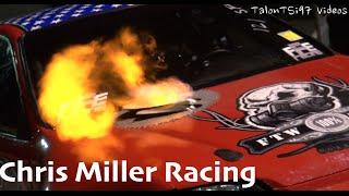 8sec FlameThrower Civic! Chris Miller Racing FTW Fuels