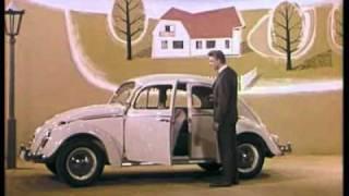 Werbung : VW  Käfer - 60er Jahre