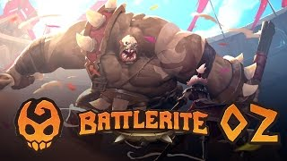 BATTLERITE #02 - Knappes Ding mit Feuerring