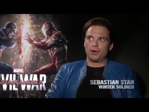 Captain America Civil War IMAX Featurette