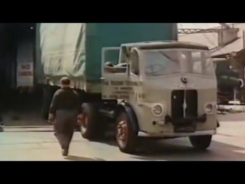 "Part 2: 1950's BTF ""Ferry Load"" ~ BRS transport ~ Tilbury - Antwerp & Preston - Larne ~ Pickfords"