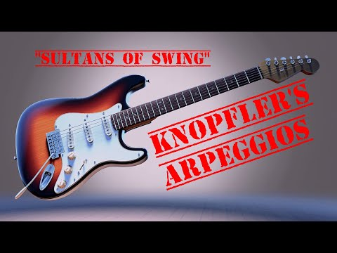 In The Mind Of Mark Knopfler: Sultans Of Swing Guitar Solo Lesson