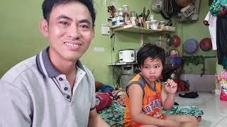 Việt Kiều Mỹ ở Cali gọi điện và gởi tiền cho bé Nhí 9t đạp xe đi nhặt ve chai xuyên đêm phụ Mẹ