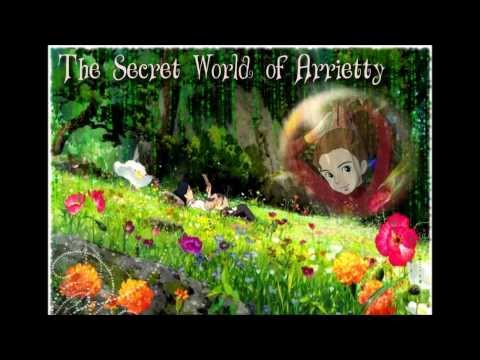 The Neglected Garden- The Secret World of Arrietty OST