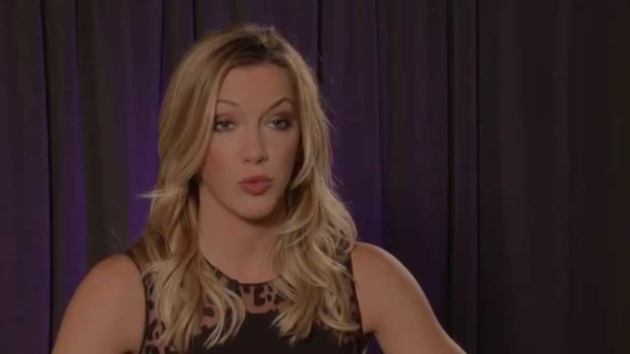 Katie Cassidy on Support Katie Cassidy 2013