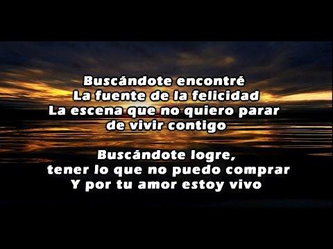 Mike Bahía  -  Buscándote  -  Letra
