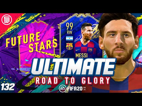 BEST FUTURE STARS!!! ULTIMATE RTG #132 - FIFA 20 Ultimate Team Road to Glory