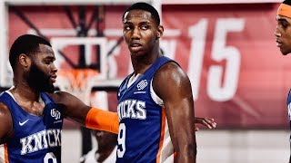 RJ Barrett Showed Flashes Of Elite Talent | NBA Summer League Highlights Mix