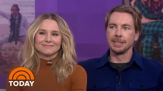 Kristen Bell And Dax Shepard Talk Marriage, Parenting And New Business | TODAY