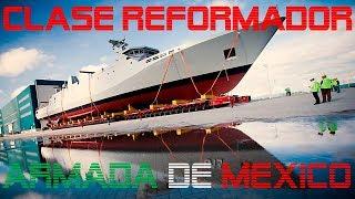 Clase SIGMA El Futuro de La Armada de México