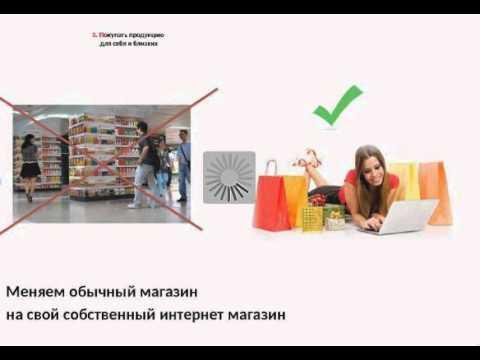 Возможности онлайн бизнеса Людмила Спольник