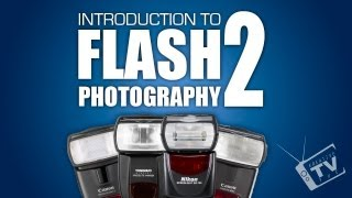 Intro to flash photography Speedlight Tutorial Part 2-Canon 580ex,580exii,430exii Nikon sb900,sb600,