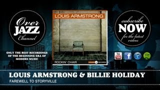 Watch Billie Holiday Farewell To Storyville video
