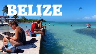 Exploring the Belize Islands: Ambergris Caye & Caye Caulker