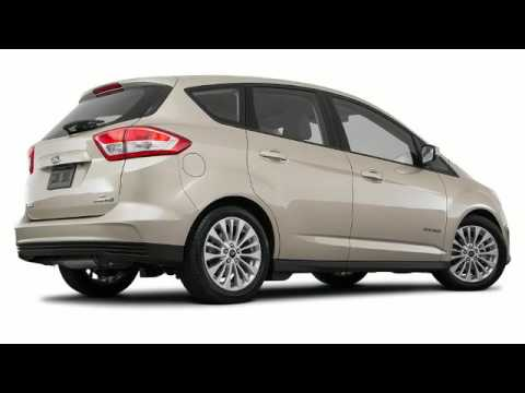 2017 Ford C-Max Video