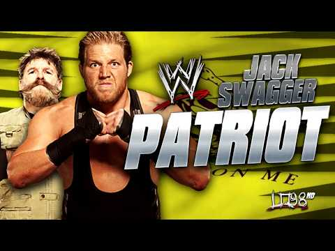 Wwe:jack Swagger 5th Entrance Theme:patriot (itunes Release) + Download Link video