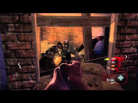 Nazi Zombies - Der Riese w/ Randoms pt.1