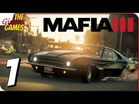 Прохождение MAFIA 3 #1 ➤ С ВОЗВРАЩЕНИЕМ!