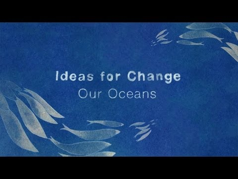 Ideas For Change, Sylvia Earle