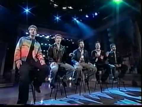 NSYNC- This I Promise You (Rosie ODonnell)