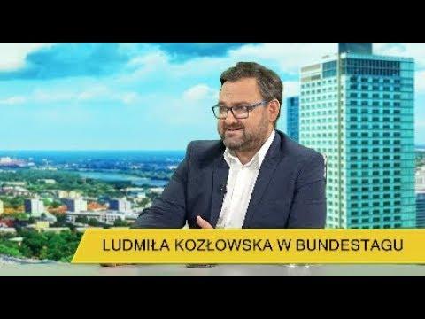 Kozłowska Nadaje W Berlinie! Histeryczne Tony Na Wysłuchaniu W Bundestagu.