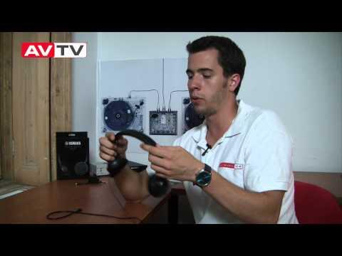 Yamaha HPH-200 hifi fejhallgató teszt AV-Online
