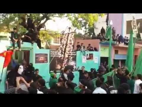 Azadari India | Naugawa Sadat Moharram 2018